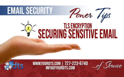 TLS Encryption – Securing Email Communications